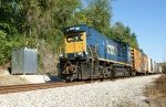 CSXT 1239 EB on the H94404